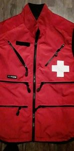 First Responders vest size large